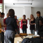 international students learning while having fun