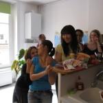students having fun at inflexyon